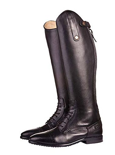 HKM Reitstiefel - Valencia Kinder - ,Standardlänge/ - weite Schuhgrösse 39, schwarz