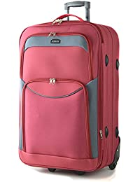 """Extra Large 32"""" Expandable Lightweight Suitcases, Trolley Cases …"""