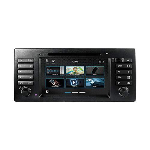 DYNAVIN N7-E39 Autoradio Navigationsgerät für BMW 5er, Range Rover