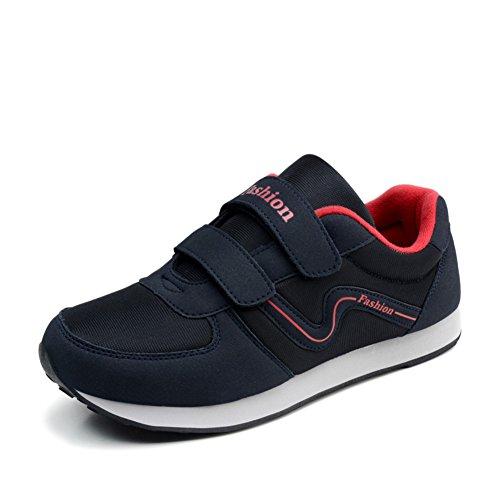 Automne marcher dans des chaussures moyens et vieux/Chaussures anti-dérapant/Formateurs/La fin de la vieille chaussure soft A