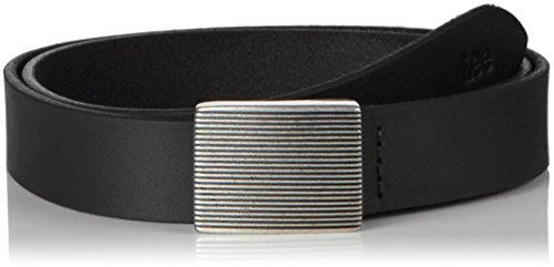 Lee Buckle Belt, Cintura Uomo, Nero (BLACK 01), 105 cm