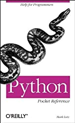 Python Pocket Reference by Mark Lutz (1998-11-11)