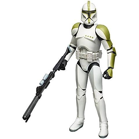 Star Wars Serie Negro figuras 6 pulgadas soldado clon Sargent longitud total de 6 pulgadas figura de accioen de pintado