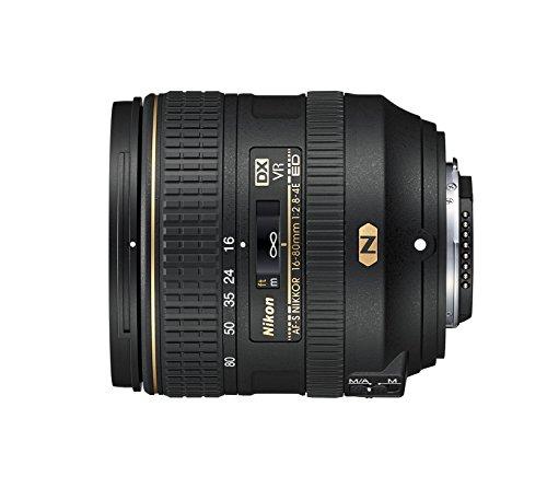 Best Price Nikon AF-S DX NIKKOR 16 – 80 mm f/2.8-4E ED VR Lens Online