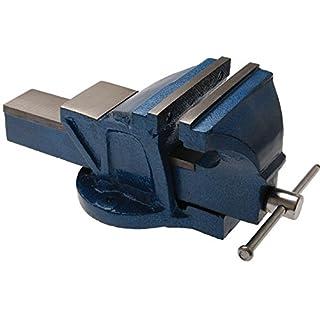 BGS 59270 Parallel-Schraubstock, 11,0 kg, 150 mm Spannbacken