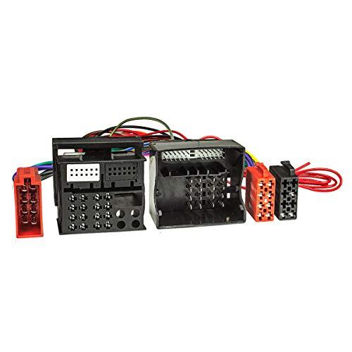 tomzz Audio 7303-003 T-Kabel ISO (40 Kabel) passend für VW, Skoda, Seat, Audi zur Einspeisung von Freisprecheinrichtung ISO Verstärker für THB Parrot Dabendorf i-sotec Match