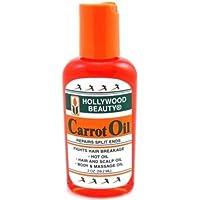 Hollywood Bellezza Olio Di Carota 2oz (confezione Da 6)