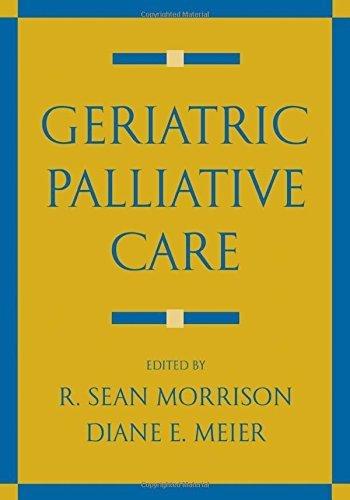 Geriatric Palliative Care (2003-05-08)