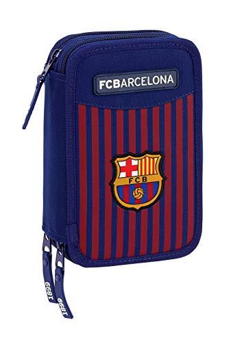 FC Barcelona plumier Triple