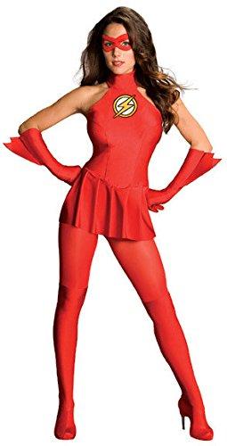 Flash-Kostüm für Mädchen