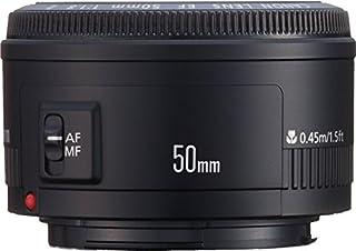 Canon EF 50mm f/1.8 II - Objetivo para Canon (distancia focal fija 50mm, apertura f/1.8-22, diámetro: 52mm), negro (B00005K47X) | Amazon price tracker / tracking, Amazon price history charts, Amazon price watches, Amazon price drop alerts