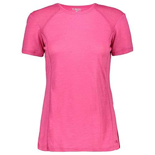 CMP Woman T-Shirt 39T7606 Größe 38 H820 geraneo (Nike T-shirt Outlet)