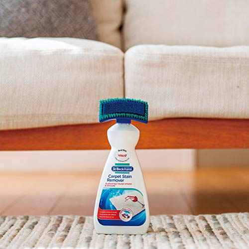 Dr Beckmann Carpet Stain Remover with Cleaning Applicateur/Brush de 650ML