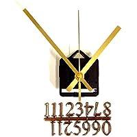 Neu Silent Quarzuhr Basteln Herstellung Set (20mm Hell Gold Nummern - 119mm Hell Gold Hände ) preisvergleich bei billige-tabletten.eu