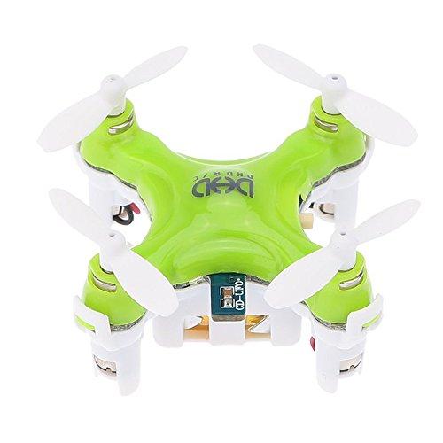 Mini RC Drone Headless, Megadream 3d rollover modalità headless DHD D1Drone RTF Quadrirotore R/C Model Aircraft elicottero con giroscopio a 6assi 2,4Ghz Wireless Telecomando Drone Quadcopter giocattolo per bambini interno Flying