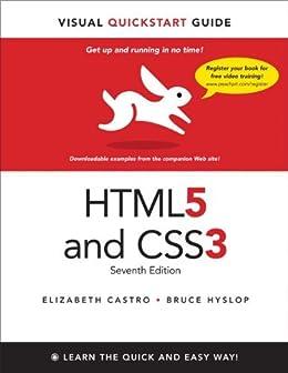 HTML5: Visual QuickStart Guide by [Castro, Elizabeth, Hyslop, Bruce]