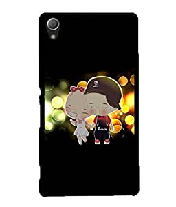 instyler BACK COVER CASE FOR SONY XPERIA Z5