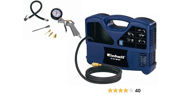 Einhell Bt Ac 180 Kit Kompressoren Set Baumarkt