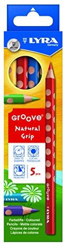 LYRA Groove Kartonetui mit 5 Farbstiften