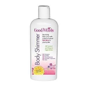 Good For You Girls Lait Corporel Brillant 236 ml