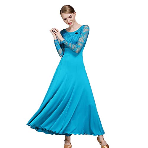 ZTXY Erwachsene Latult Dance Kleid Praxis Kostümguss Gatsby Dress Frauen 1920er Art Deco Sequin Paisley Flapper Tassel Glam Party Plus Größe XL - Glam Flapper Kostüm Für Erwachsene