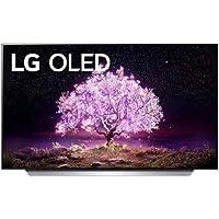 "Lg - Téléviseur OLED Ultra HD 4K 77"" OLED77C15LA Smart TV WebOS Vanilla White"