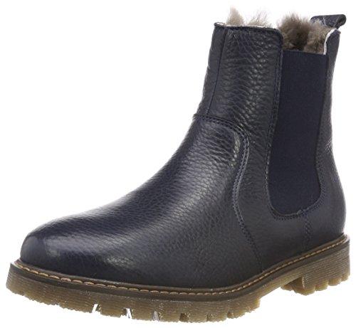 Bisgaard Unisex-Kinder 51919218 Klassische Stiefel, Blau (604 Blue), 32 EU