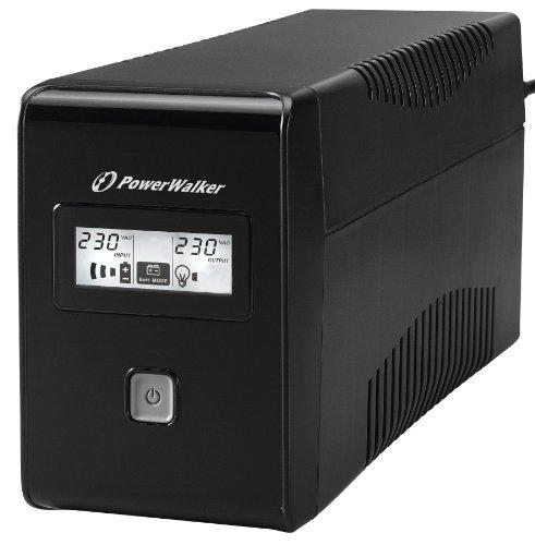 BlueWalker PowerWalker VI 850 LCD - USV - 850VA