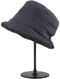 Categoría sombreros de mujer, viejo sombrero señoras otoño/invierno cálido viento frío sombreros de lana mujer pescador gorras,negro