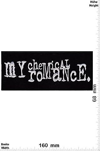 Patches - My Chemical Romance - BIG - Rockband -