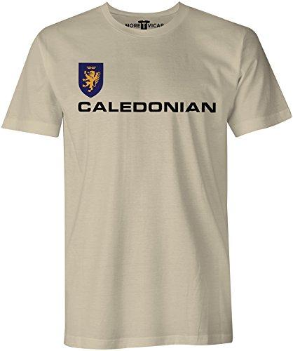 British Caledonian Airways - Herren Retro Verkehrsflugzeug Logo T Shirt British Airways Holidays