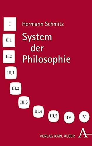 Hermann Schmitz, System der Philosophie: 10 Bände im Schuber