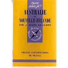 Australie et nouvelle zelande