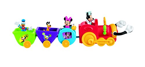 Fisher-Price Mickey Mouse - Tren de juguete CCW47