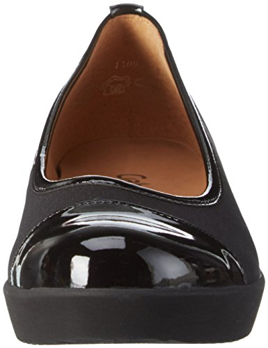 Gabor Shoes Comfort Basic, Scarpe con Tacco Donna Nero (Schwarz 87)
