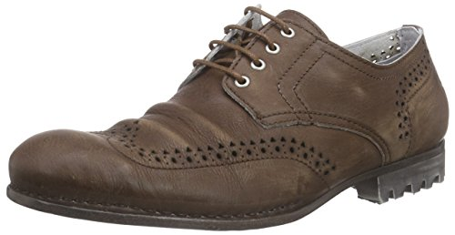 GoldmudKolpino Summer Men - Scarpe stringate Uomo , Marrone (Braun (dessert mid brown)), 44