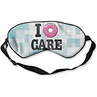 I Donut Care 99% Eyeshade Blinders Sleeping Eye Patch Eye Mask Blindfold For Travel Insomnia Meditation preisvergleich bei billige-tabletten.eu