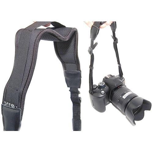 JJC Pro-Strap Extra macchina fotografica larga sgancio rapido tracolla per Canon EOS 1D, 1D Mark II, 1D Mark II N, 1D Mark III, 1D Mark IV, 1Ds, 1Ds Mark II, 1Ds, Mark III, 1D X, 5D, 5D Mark II, 5D Mark III, 7D