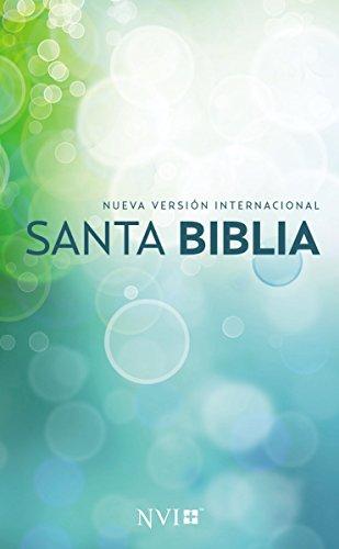 Santa Biblia NVI, Edicion Misionera, Circulos, Rustica. por Nueva Version Internacional