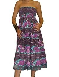 Next 2 Way Summer Dress or Maxi Skirt Sizes 8 - 12