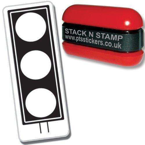 primary-teaching-services-black-ink-sz19-traffic-light-pre-inked-school-marking-stamper