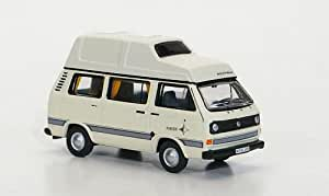 vw t3a joker westfalia mit hochdach weiss modellauto. Black Bedroom Furniture Sets. Home Design Ideas