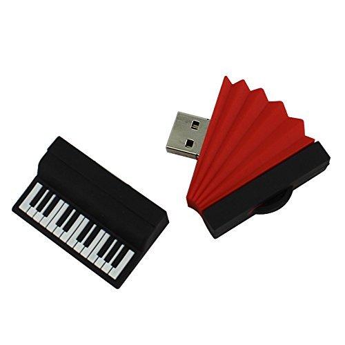 Shooo 8GB Tipo de música dibujos animados memoria USB 3