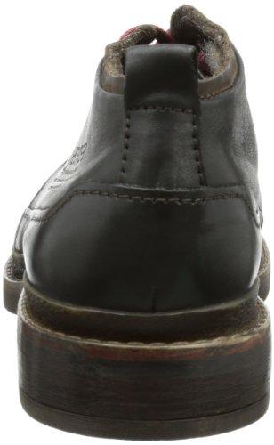Daniel Hechter Hb21551, Bottes homme Noir - Schwarz (schwarz 100)