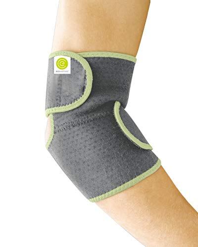 Ellenbogenbandage flexibel Klettverschluss Kompression Halt Sportbandage Ellenbogenschoner Unisex Damen Herren