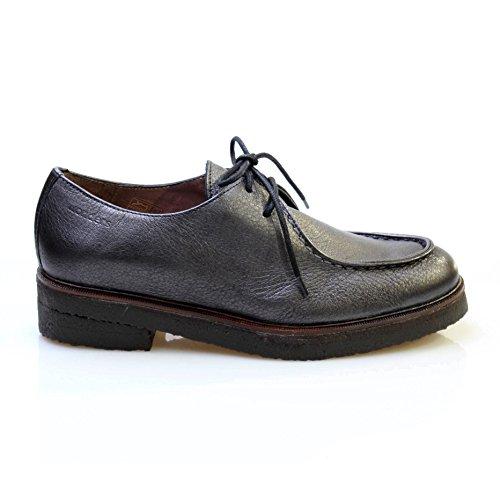 Wonders Donna scarpe Derby argento Size: 38