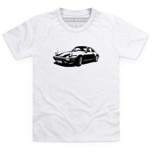 nine-eleven-sports-car-t-shirt-bimbi-bimbi-bianco-s