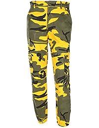 Harem Dance Pants Mxssi Hip Hop Pants Womens Camouflage Pants Loose Camo Pantalones