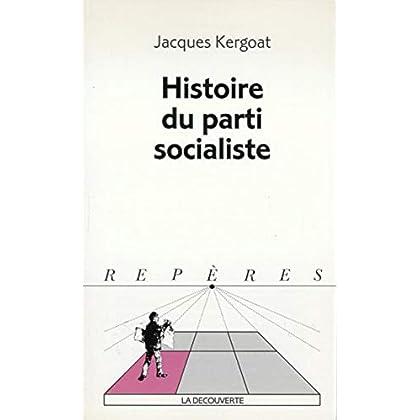 Histoire du partie socialiste