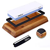 Best Japanese Water Stones - Sharpening Stone, Tacklife HSS1A, 1000/6000 grits, Double-sided Whetstone Review